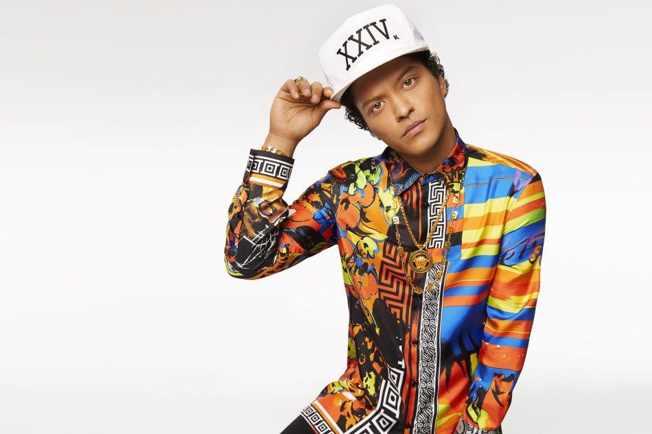 Bruno Mars Hd Wallpaper
