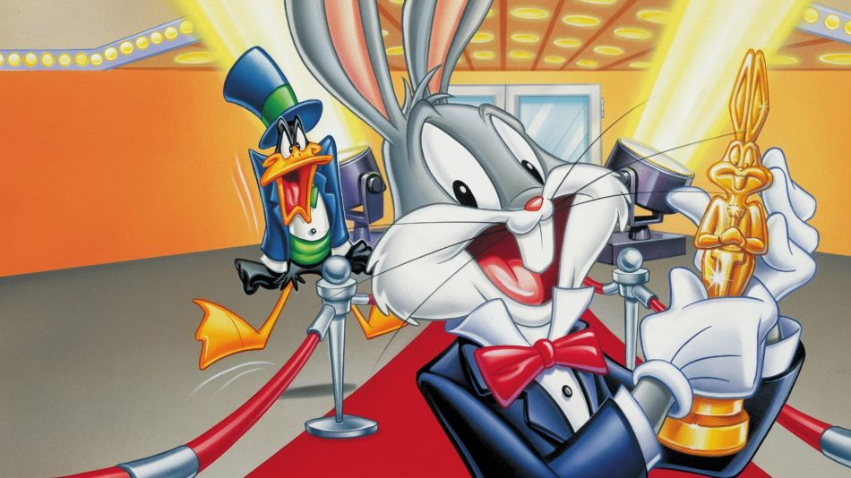Bugs bunny and daffy duck award