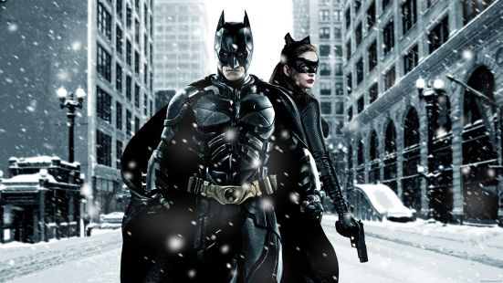 Catwoman And Batman Wallpaper