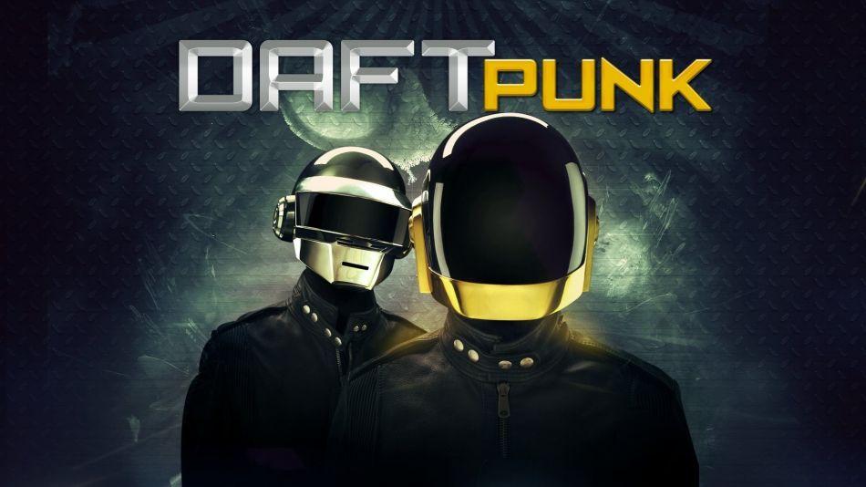 Daft punk helmets hd wallpaper   1920x1080   Gludy