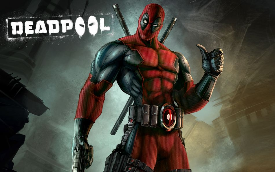Deadpool superhero