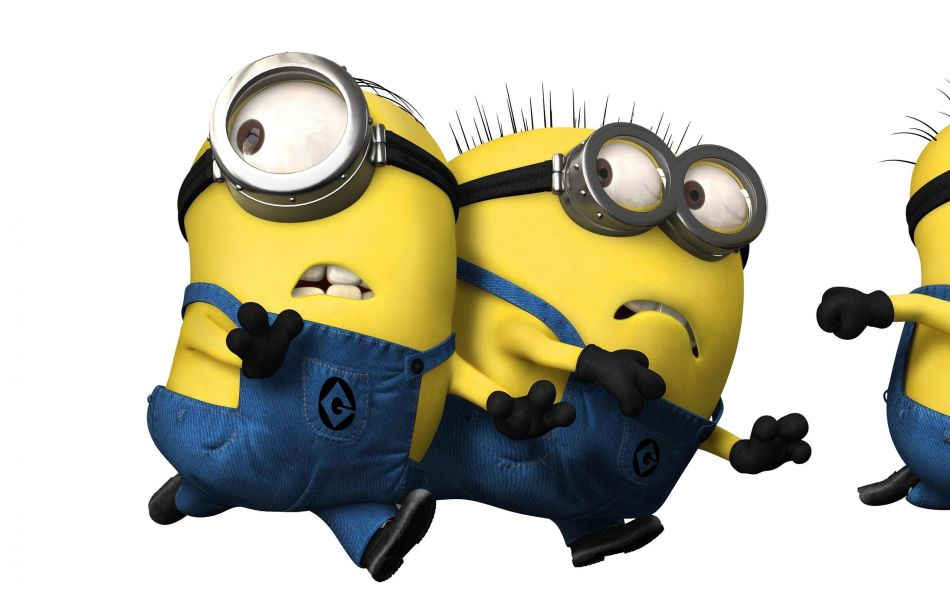 Despicable me minions hit