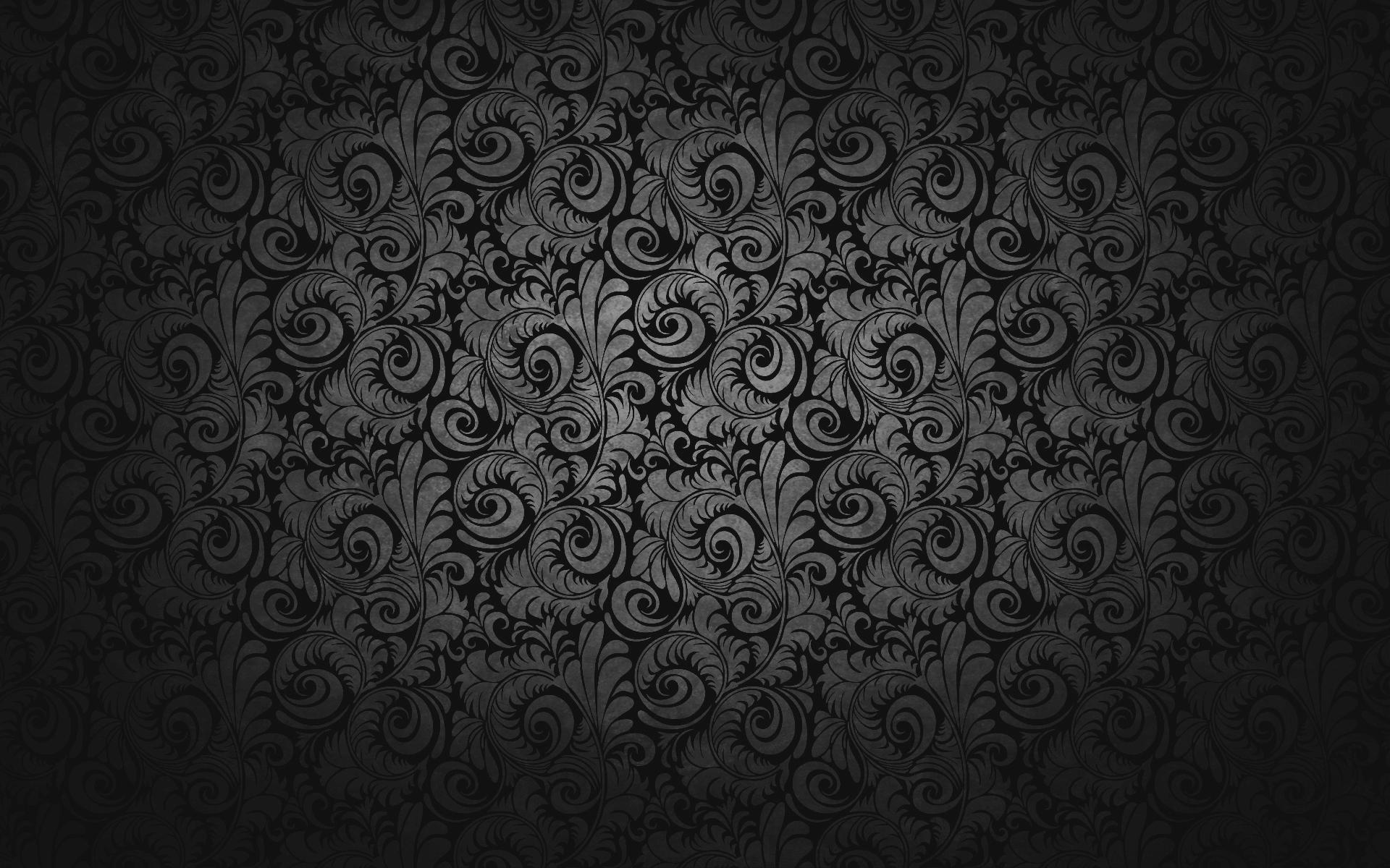 Feather Pattern Hd Wallpaper