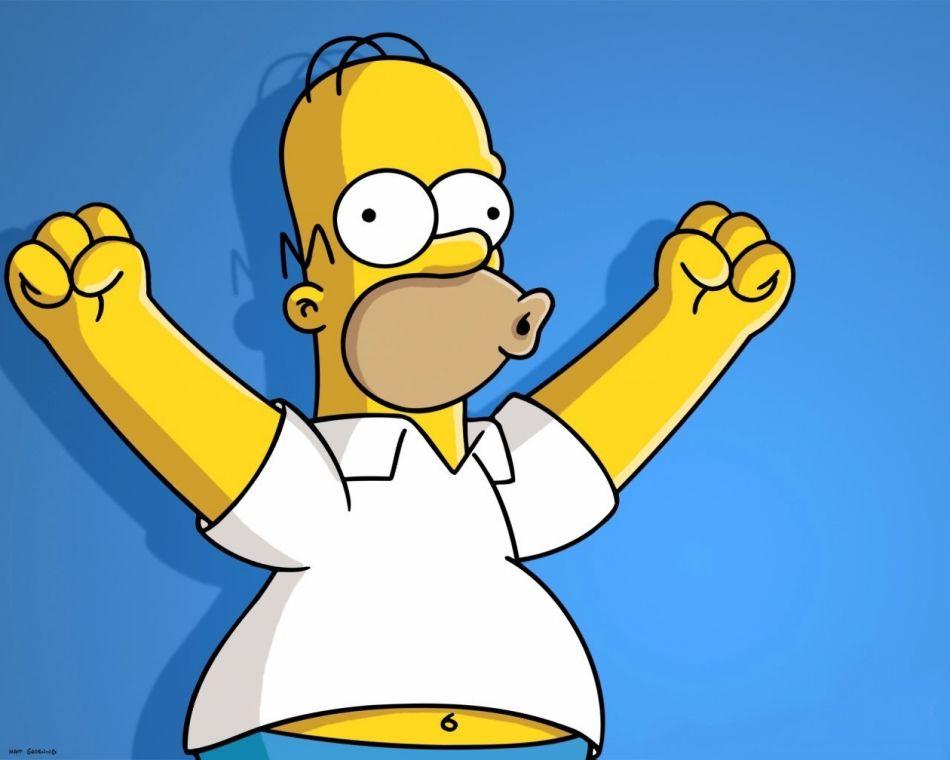Homer Simpson Movie