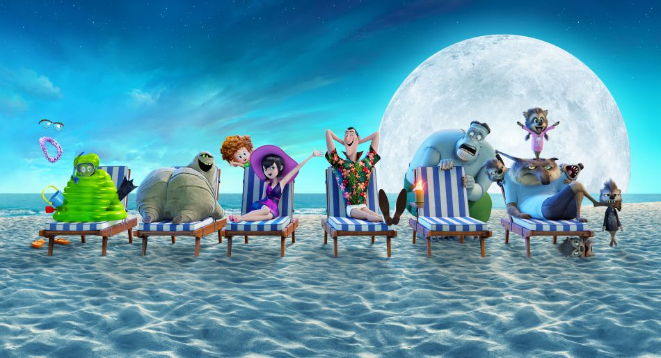 Hotel Transylvania Summer Vacation