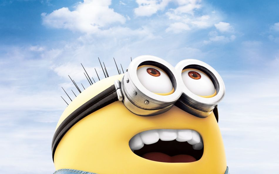 Huge minions despictable me