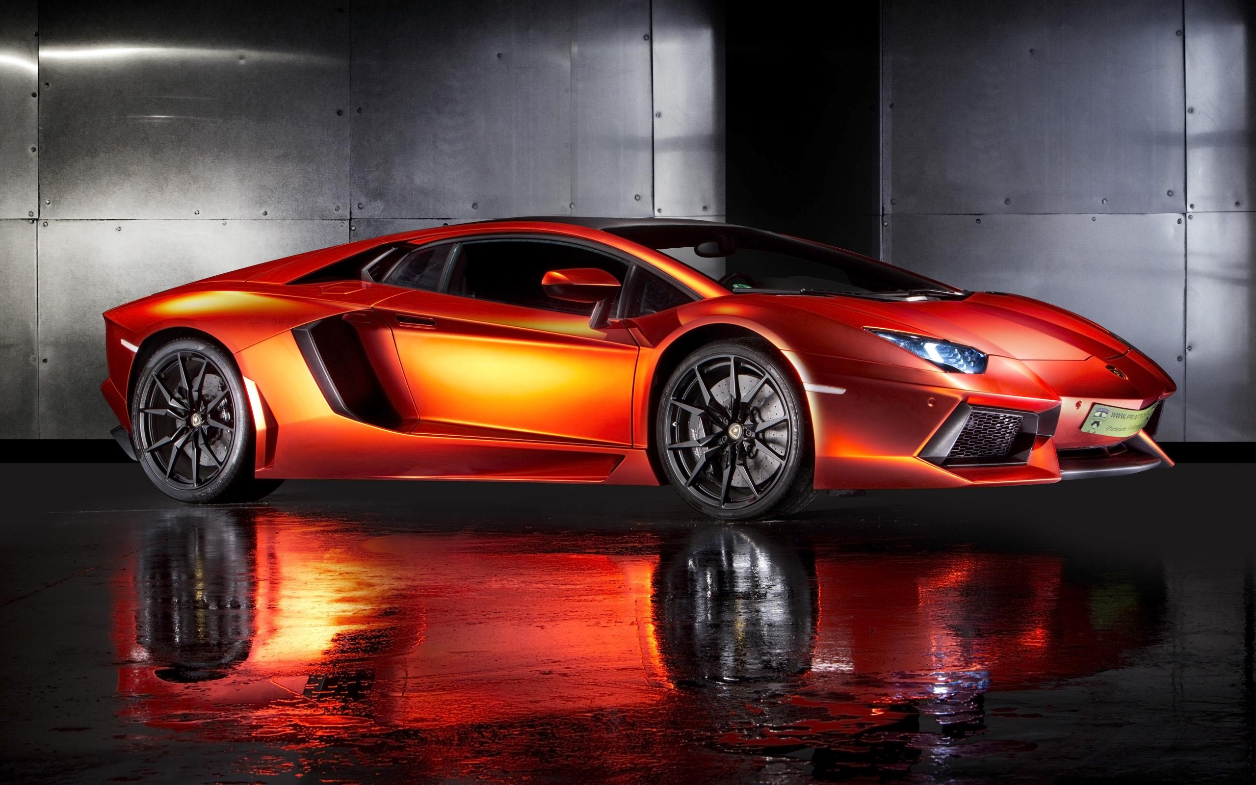 Lamborghini Aventador Supercar Hd Wallpaper
