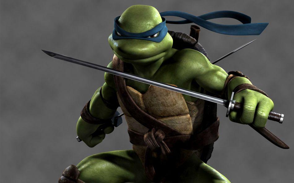 Leonardo ninja turtles hd wallpaper 1920x1200 Gludy