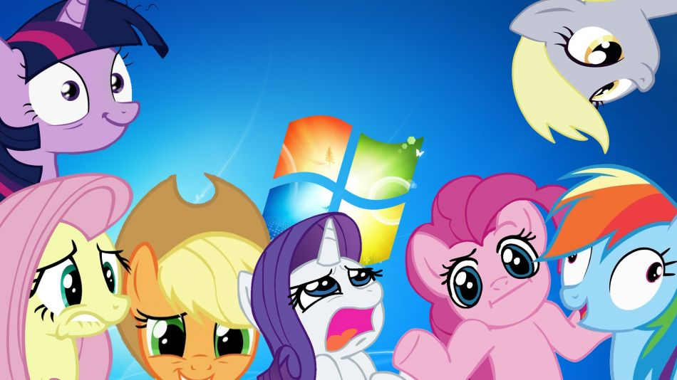 My little pony windows