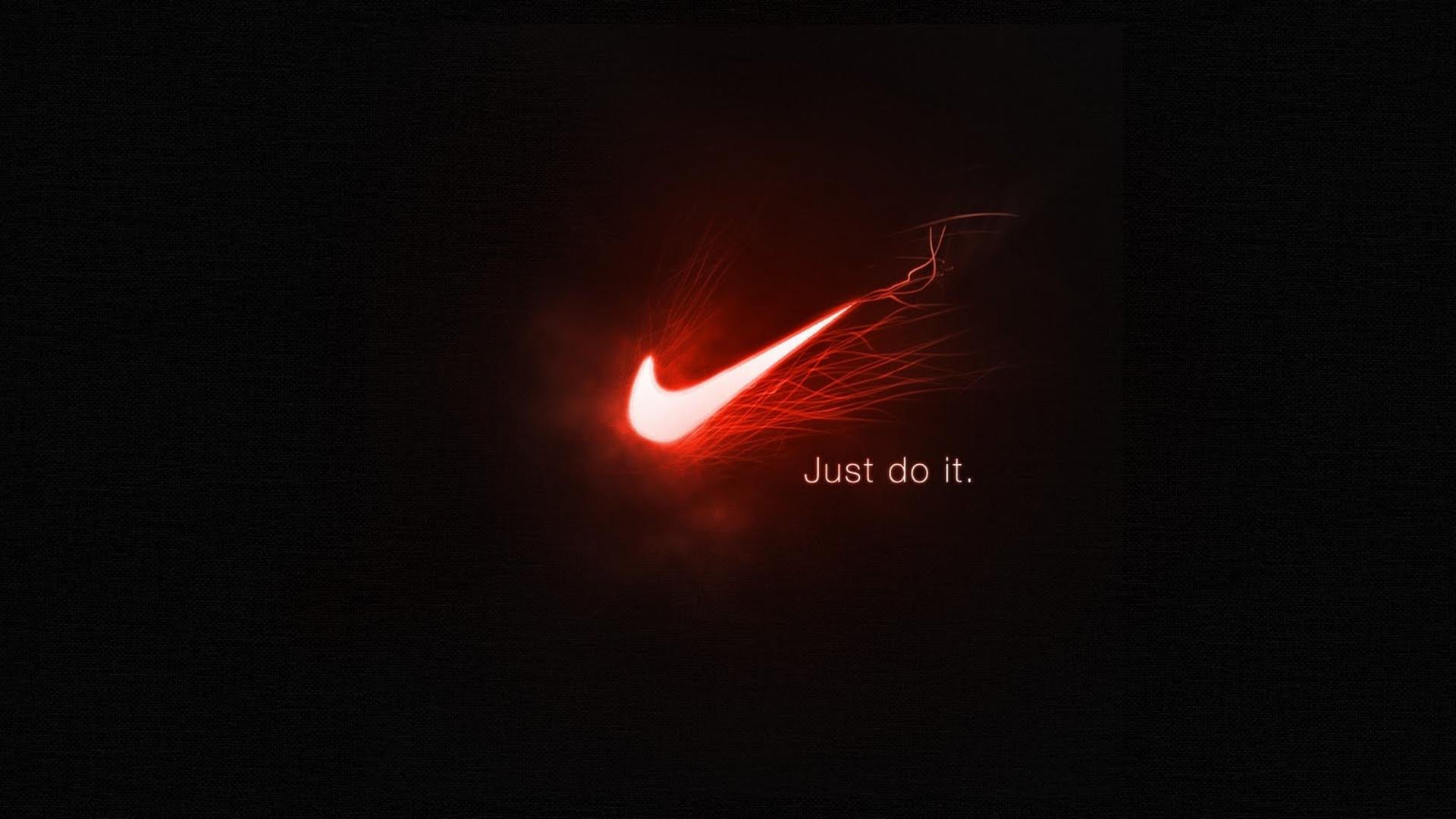 Nike Just Do It Hd Wallpaper 1920x1080 Gludy