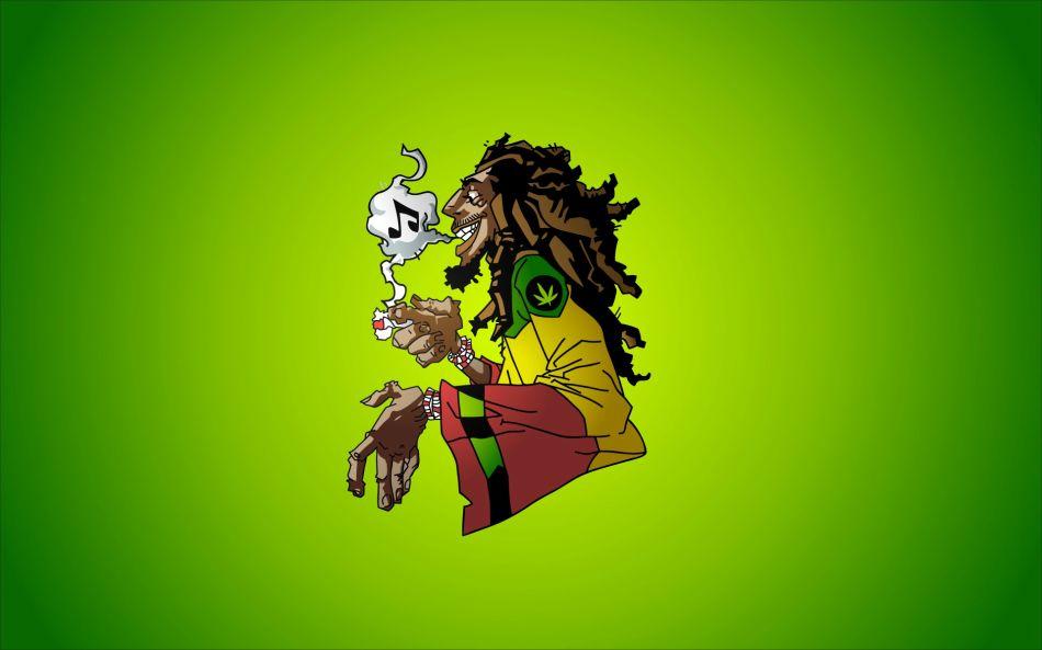Rasta Weed Song Hd Wallpaper