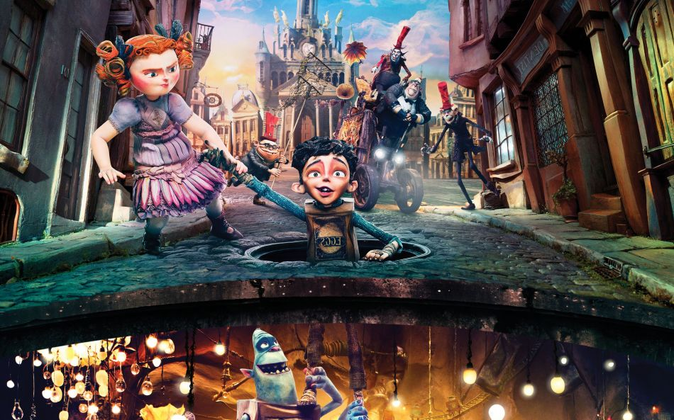The Boxtrolls Movie