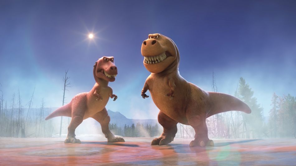 The Good Dinosaur T Rex Hd Wallpaper 3041x1711 Gludy