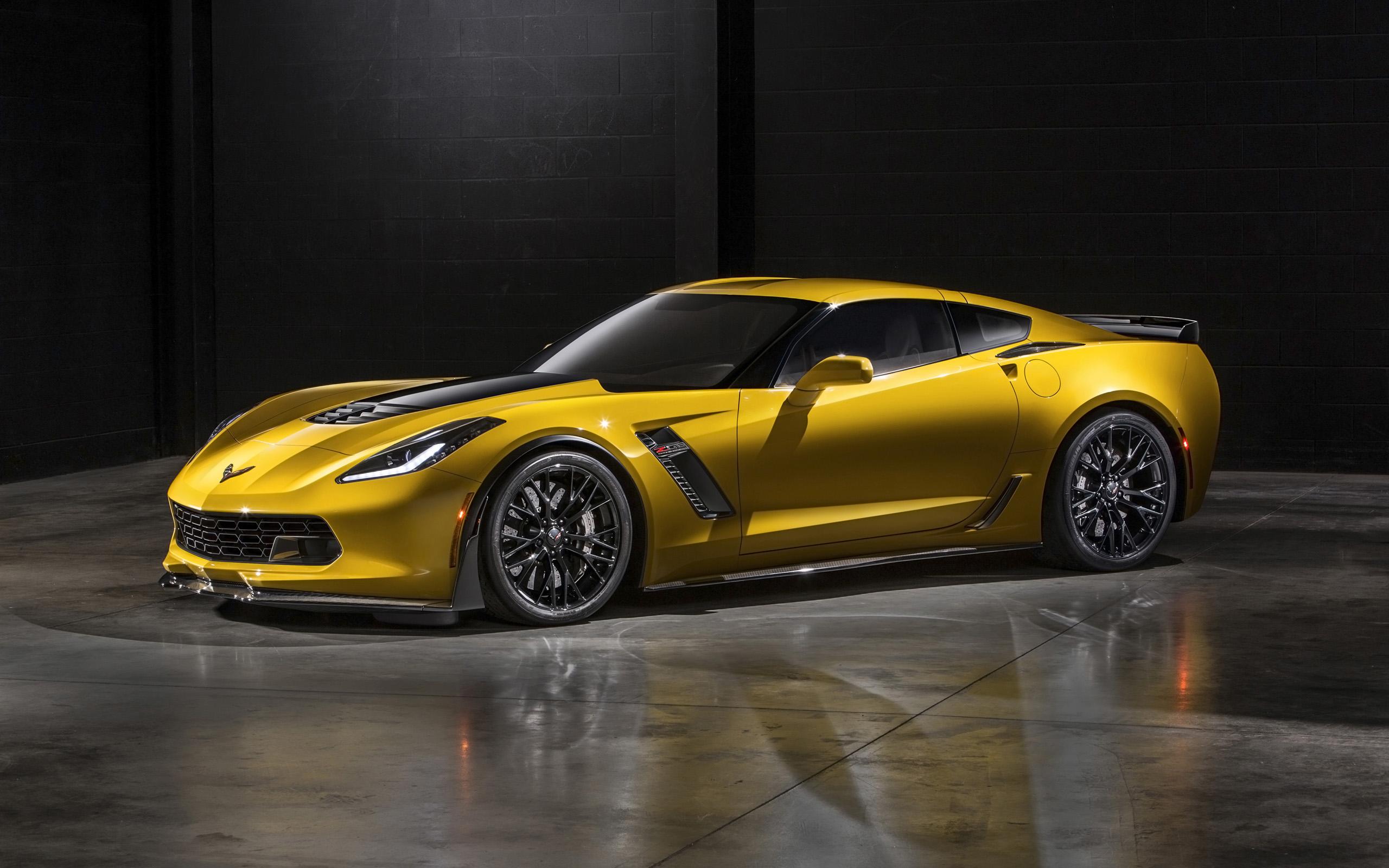 Chevrolet Corvette Stingray Hd Wallpaper