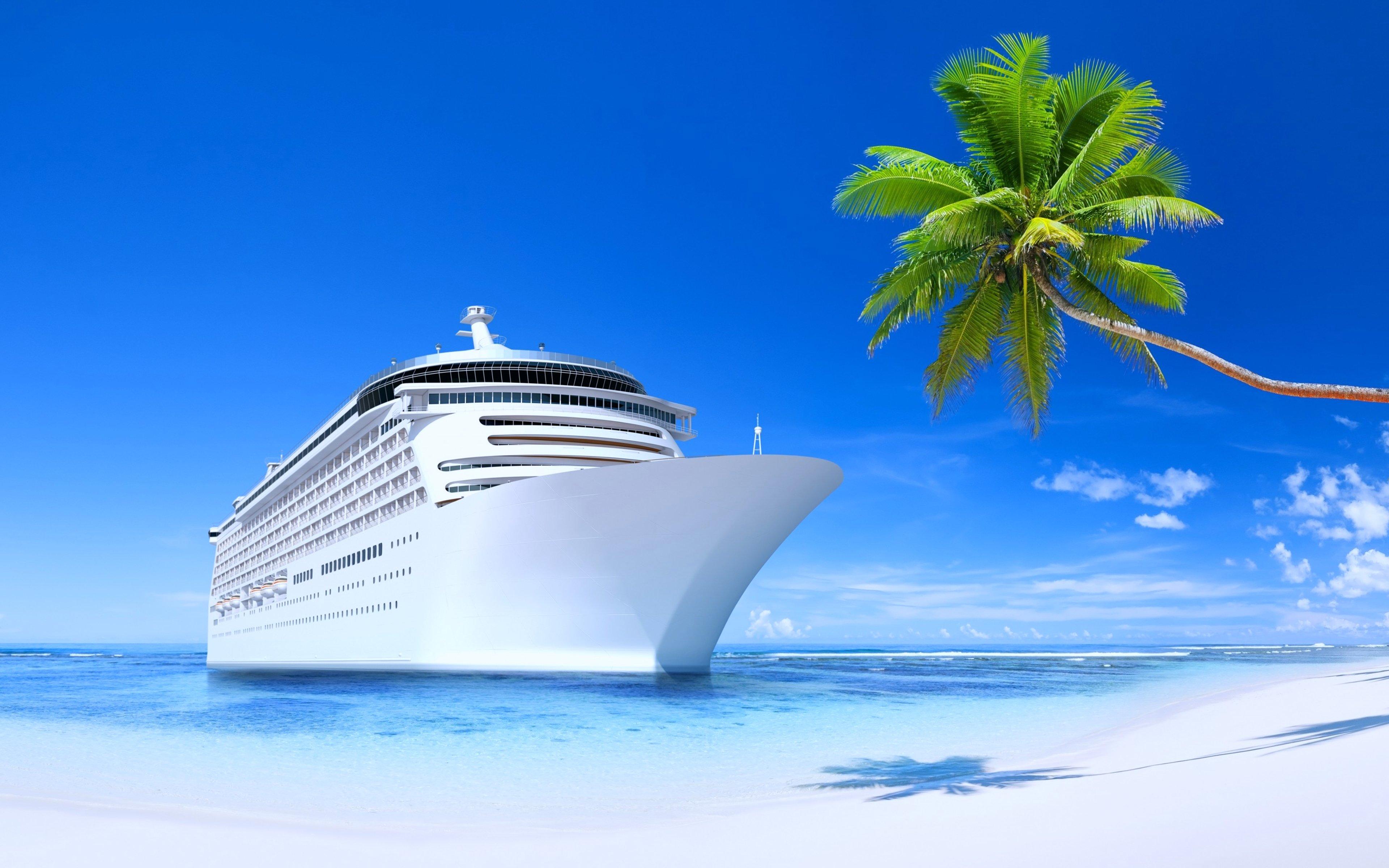 Cruise Ship Hd Wallpaper 3840x2400 Gludy