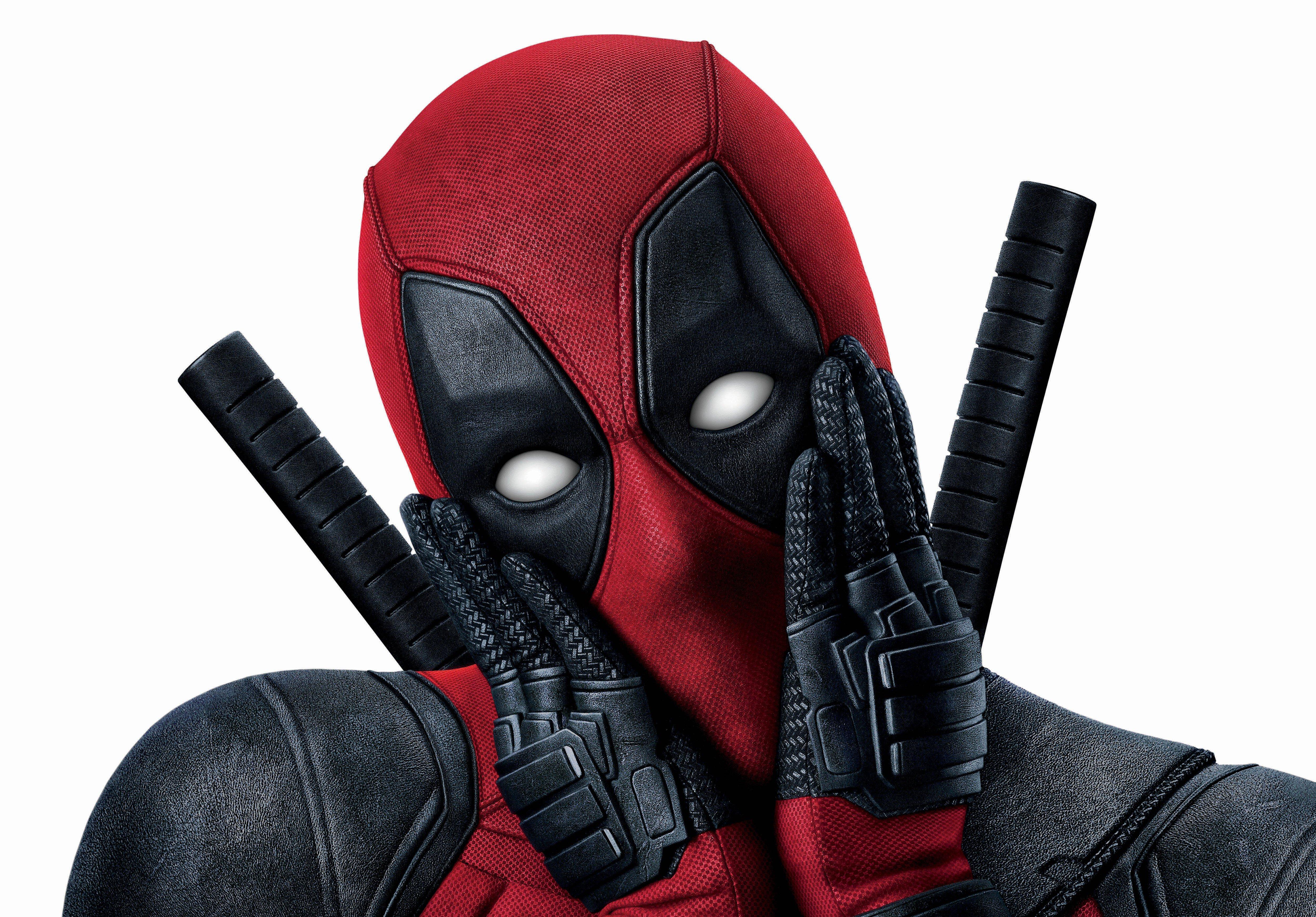 Deadpool Sad Hd Wallpaper