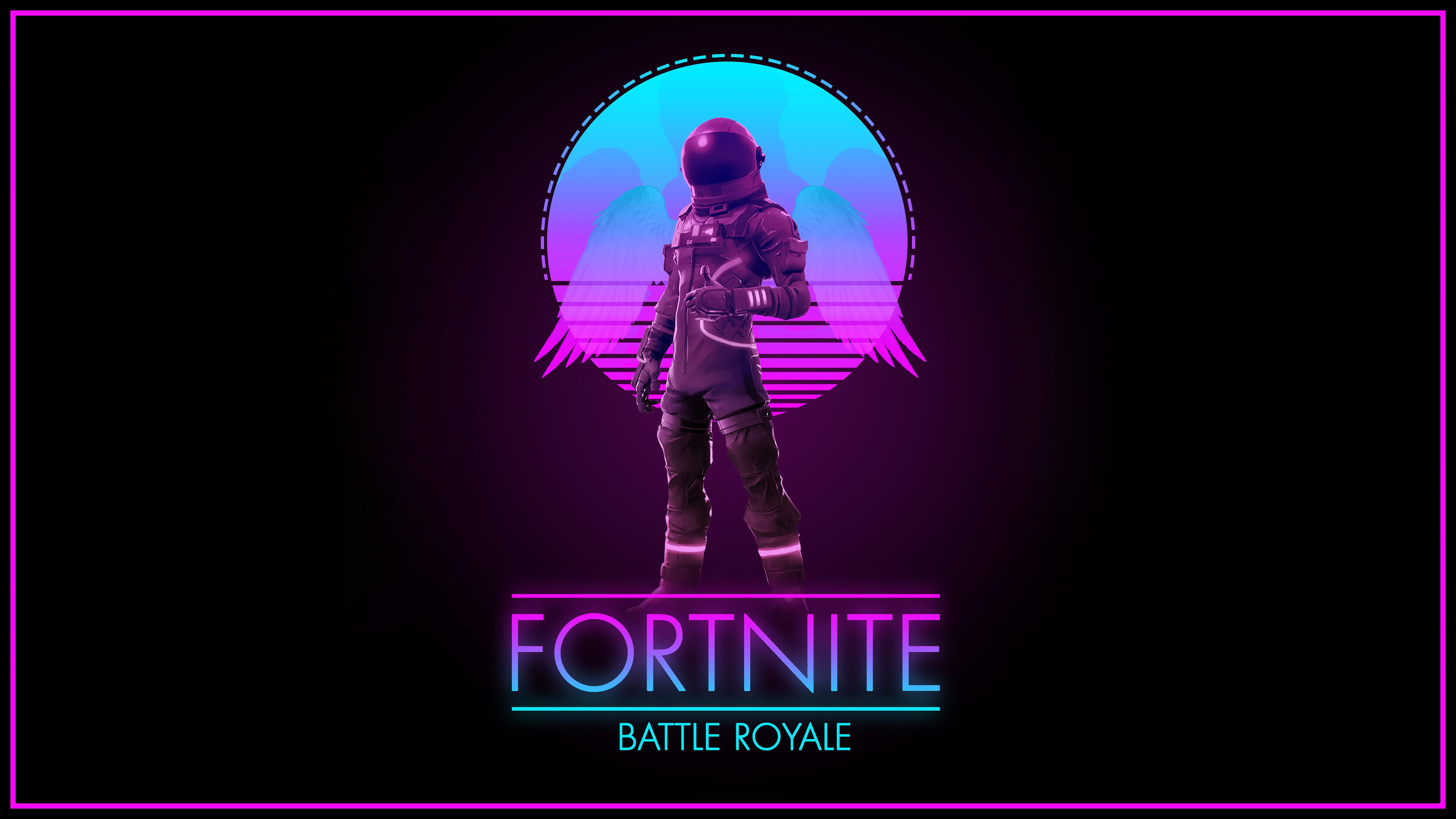 Fortnite Battle Royale Hd Wallpaper   4740x2666   Gludy