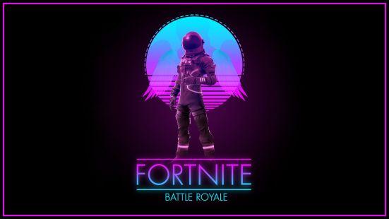 Fortnite Battle Royale Wallpaper