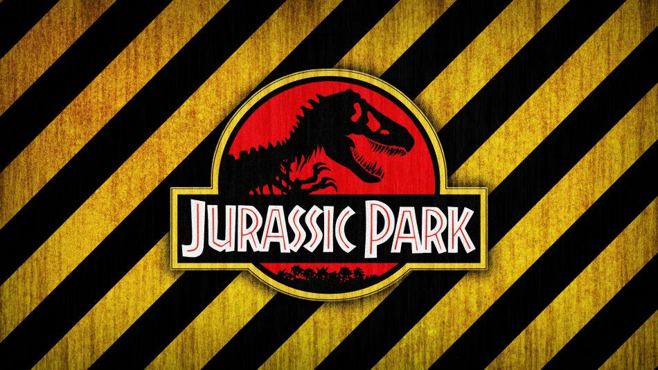 Jurrasic park sign
