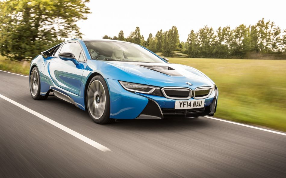 Bmw I8 Coupe Hybrid Hd Wallpaper 2560x1600 Gludy